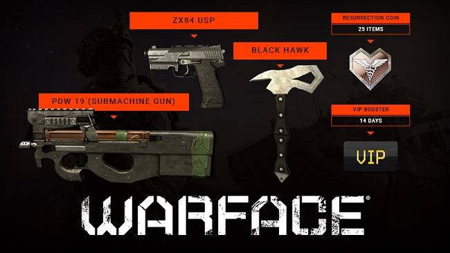 Pin generator warface