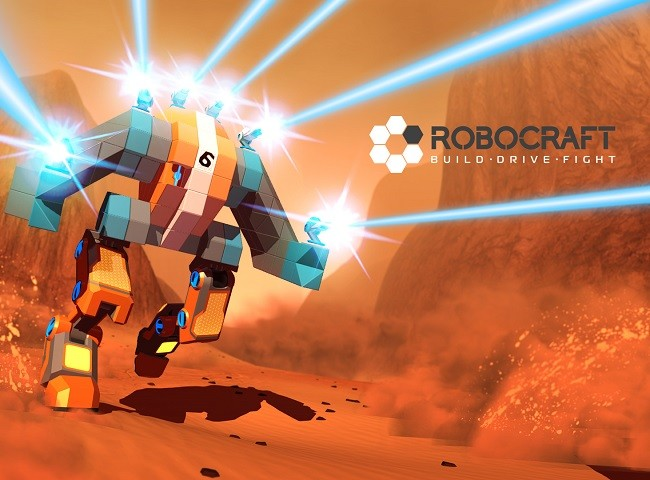 Robocraft Free Starter Pack for Steam Promo Codes