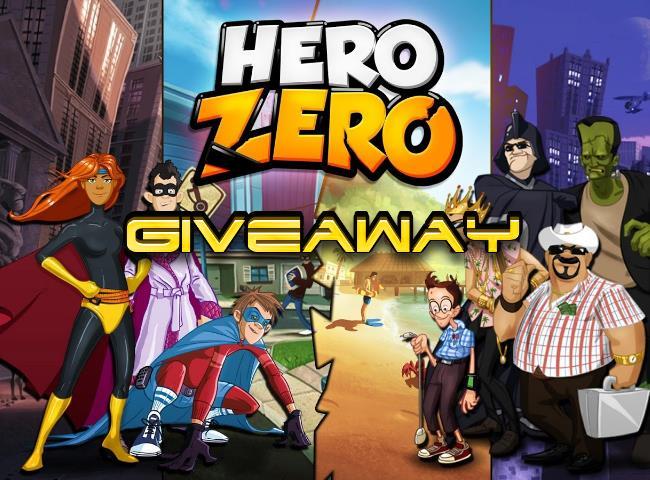 Hero zero coupons