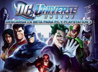 Dc Universe Online Para Pc