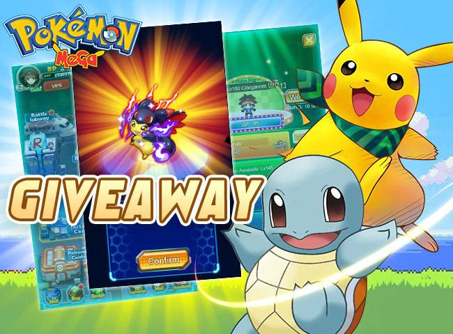 Pokemon Mega Novice Pack Key Giveaway Promo Codes