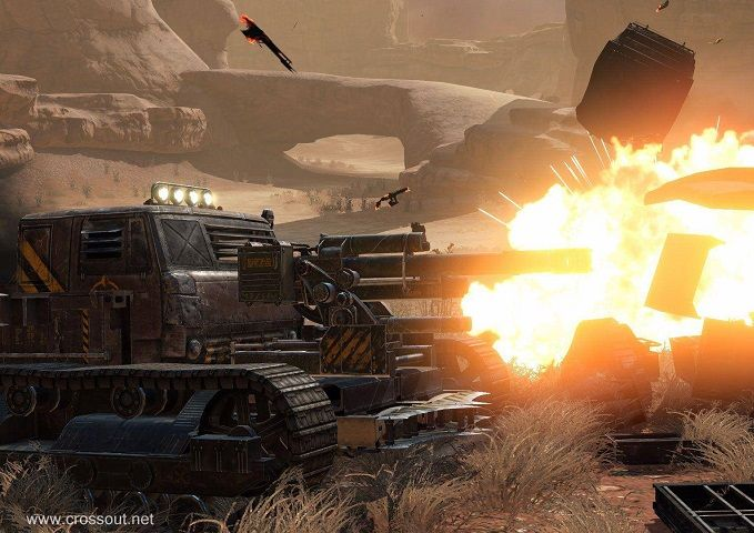 Crossout Giveaway Promo Codes