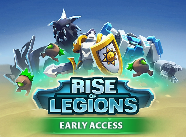 Rise of Legions Steam Gift Key Giveaway Promo Codes