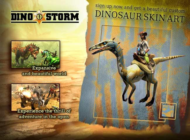 keys are left dino storm exclusive giveaway mmo game dino storm area ...