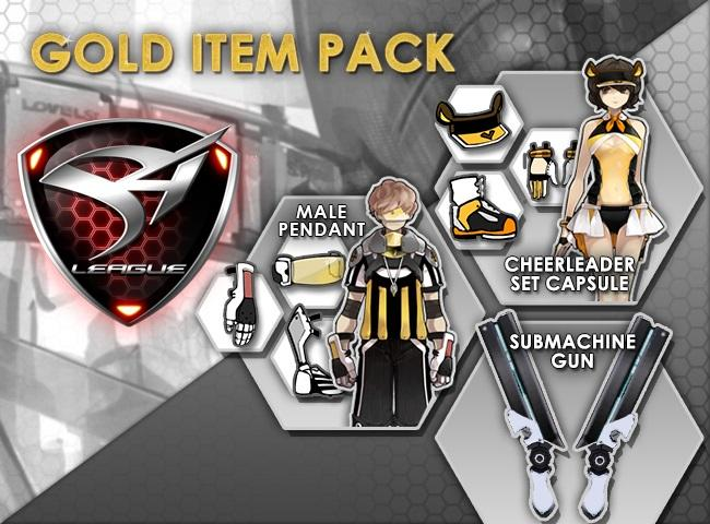 S4 League Free Gold Item Pack Giveaway Promo Codes