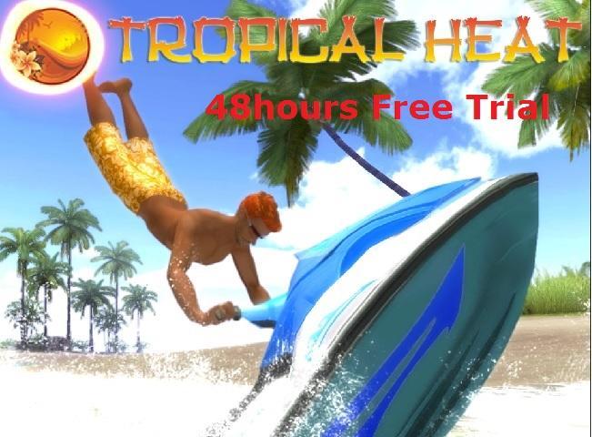tropical heat jet ski racing 48h free access promo codes. Black Bedroom Furniture Sets. Home Design Ideas