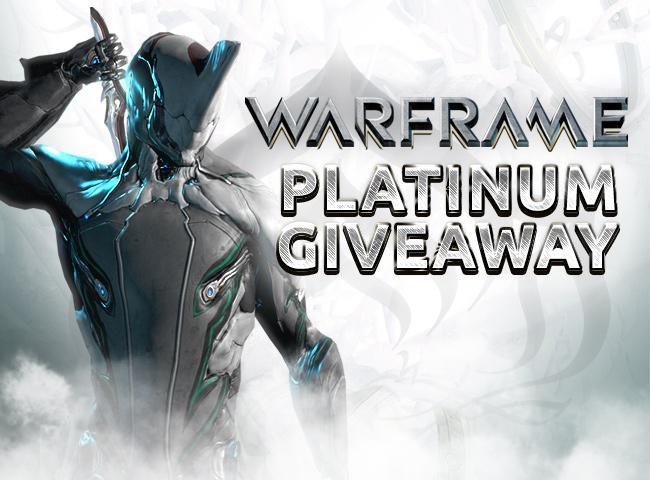 free platinum promo codes for warframe