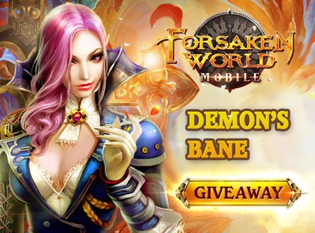 forsaken world promo code